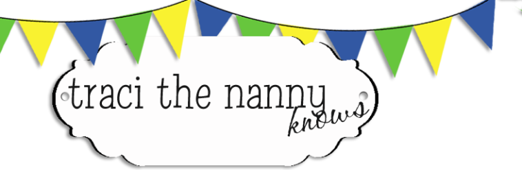 TraciTheNanny Logo