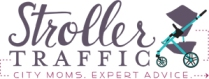 stroller traffic logo